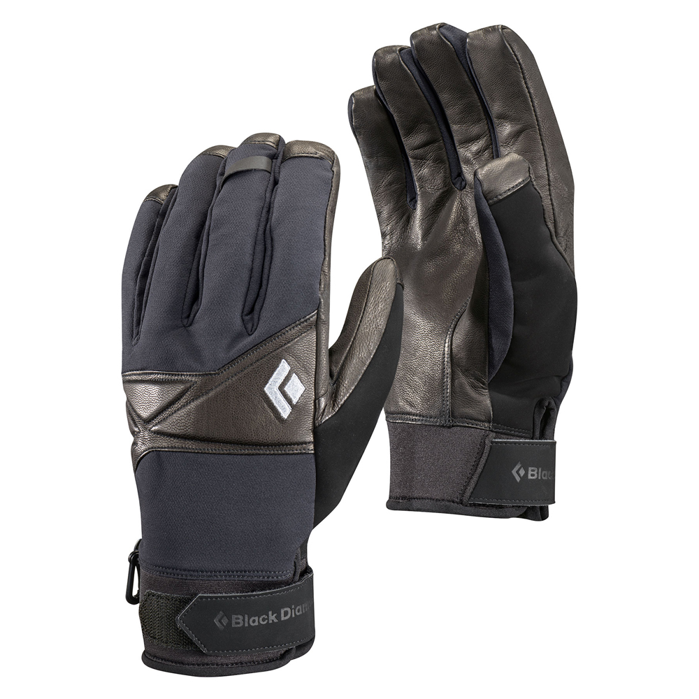 Terminator Gloves Black Diamond