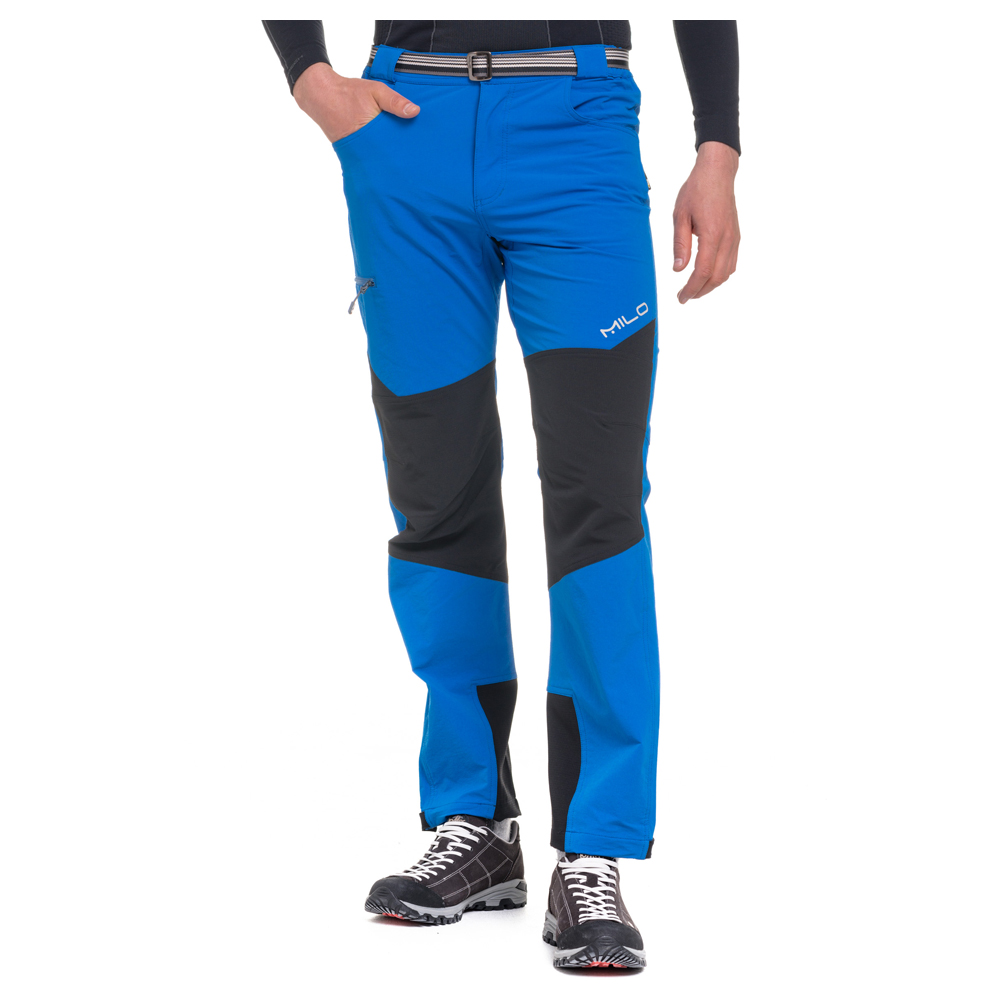 Tacul Trousers Blue / Black Milo (втора употреба)