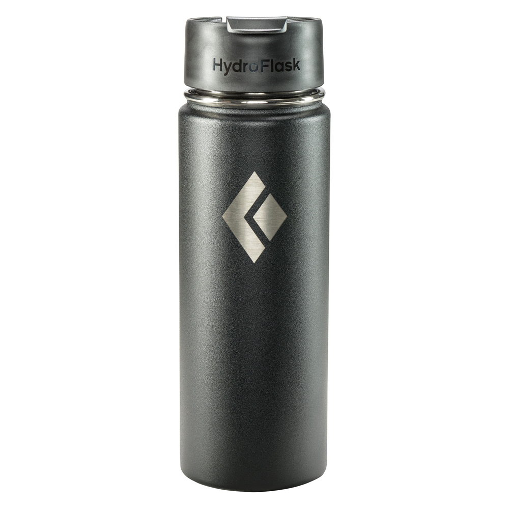 BD Hydro Flask 20 oz Insulated Coffee Black Diamond