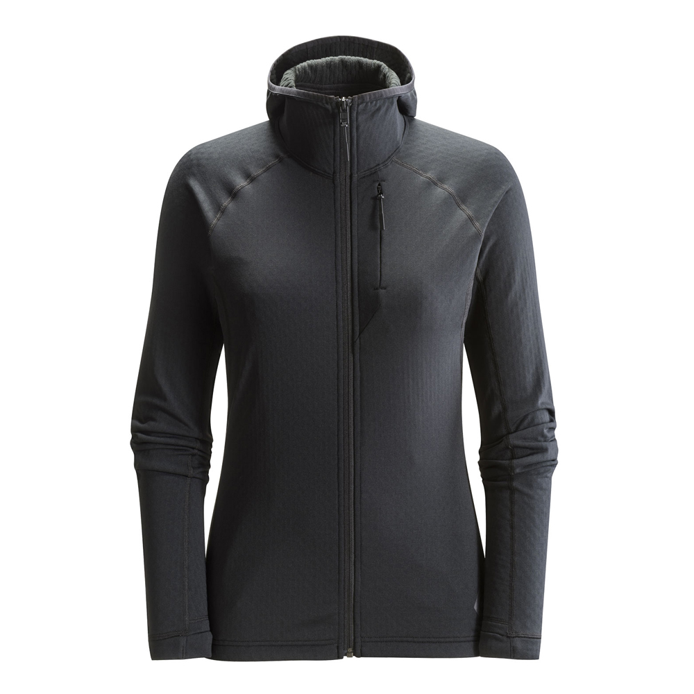Black Diamond CoEfficient Hoody Woman's Black