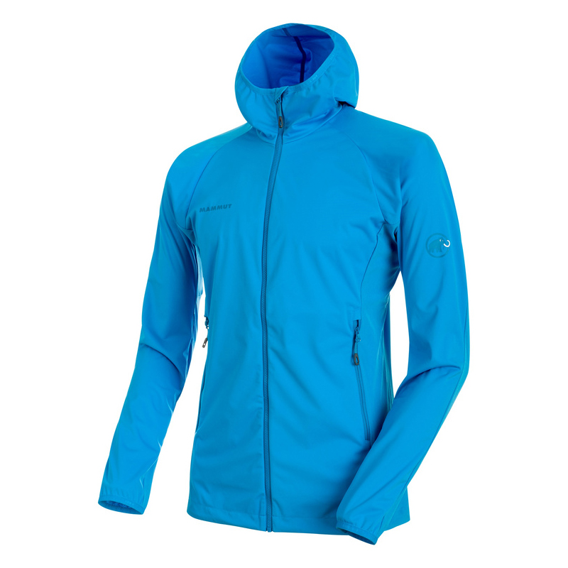 Kento Light SO Hooded Jacket Men Imperial Mammut