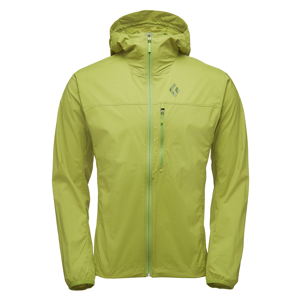 Alpine Start Hoody Verde Black Diamond