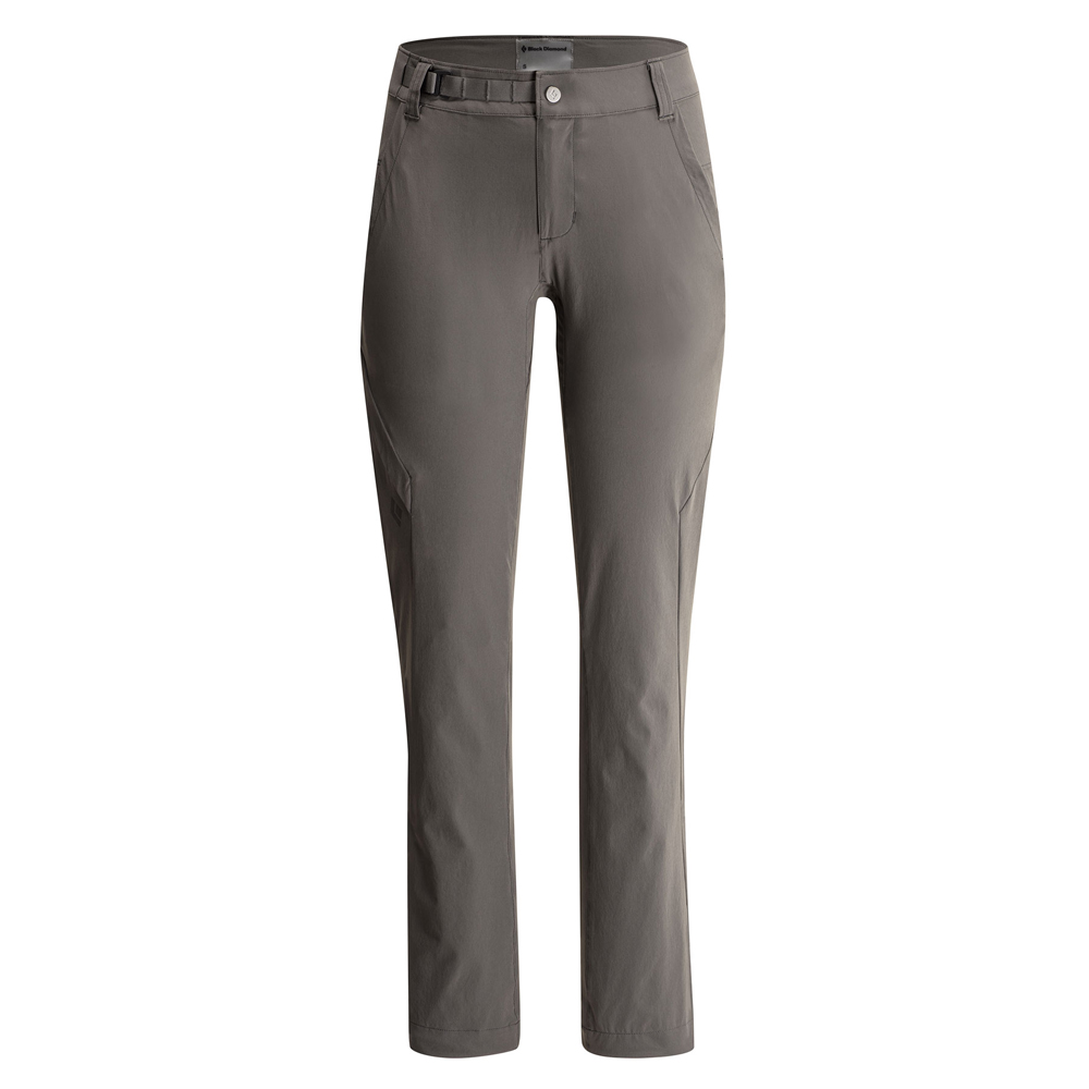 Alpine Light Softshell Pants Women's Slate Black Diamond