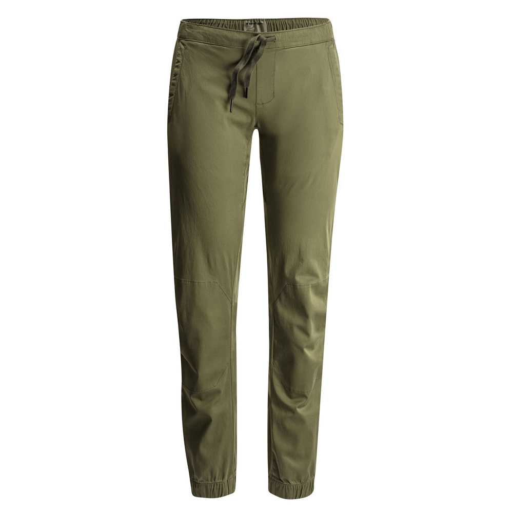 Notion Pants Women's Burnt Olive Black Diamond